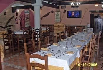 Mesón Restaurante Los Cabañas