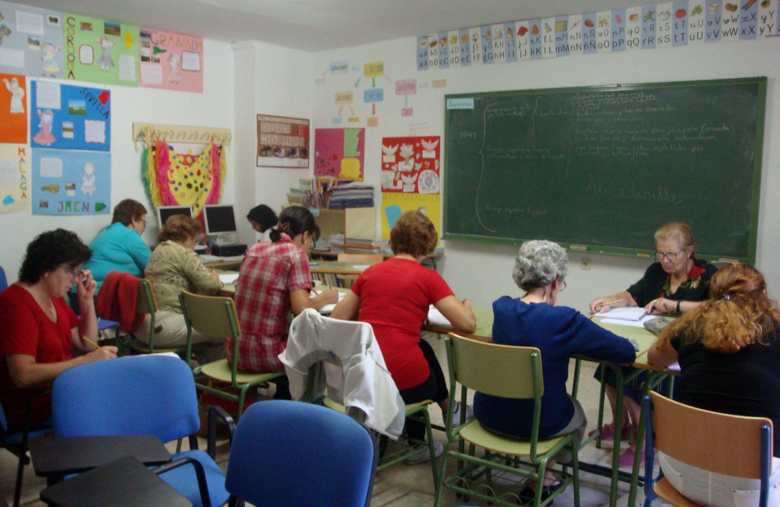 Escuela de Adultos 1