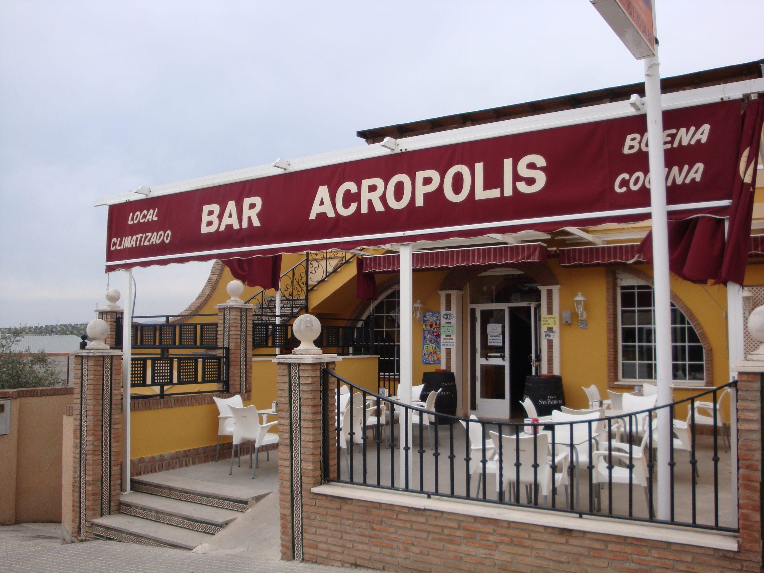 Café Bar Acrópolis 1
