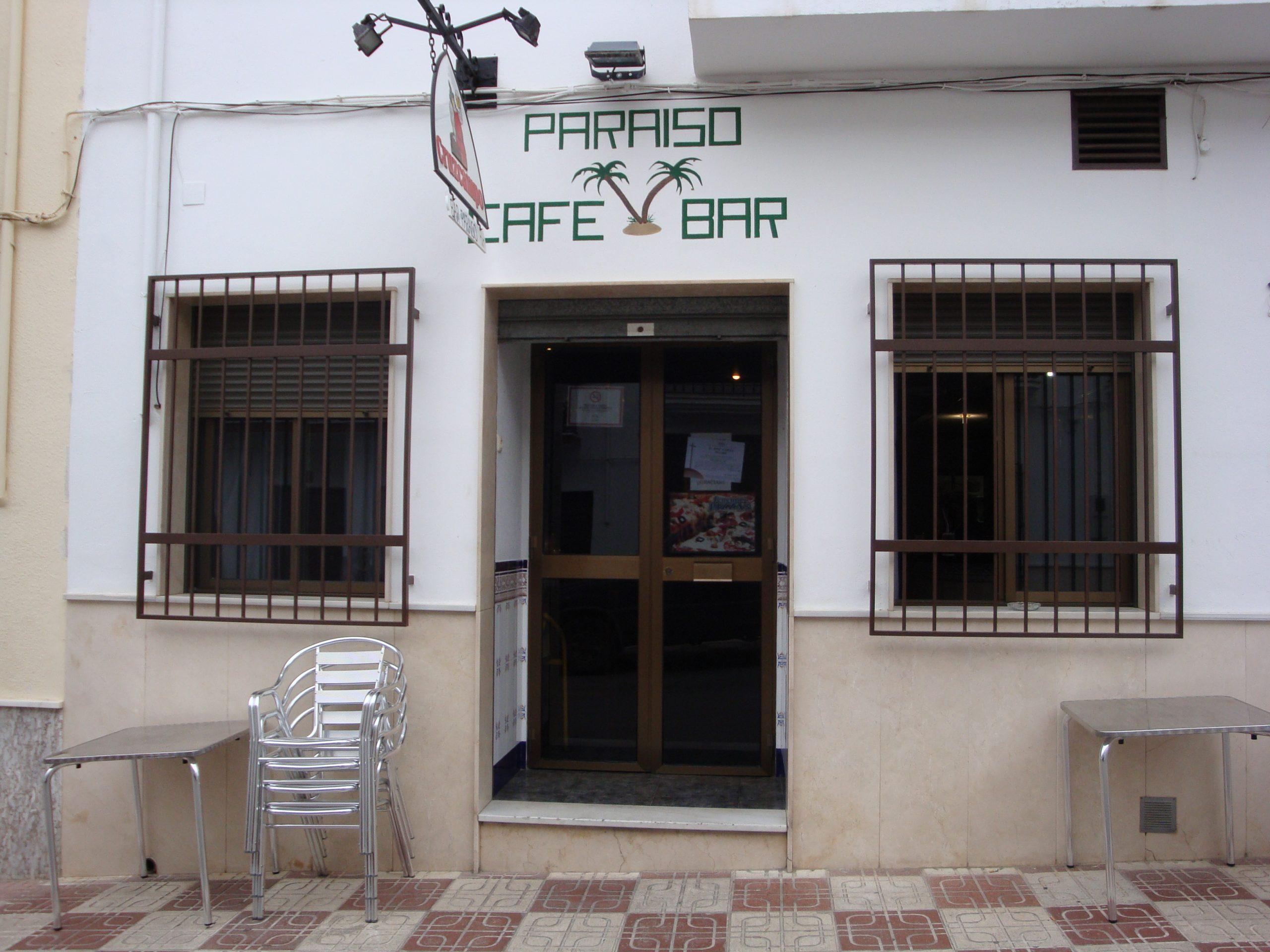 Bar Paraíso 1