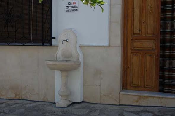 Fuente de la Plaza España 1