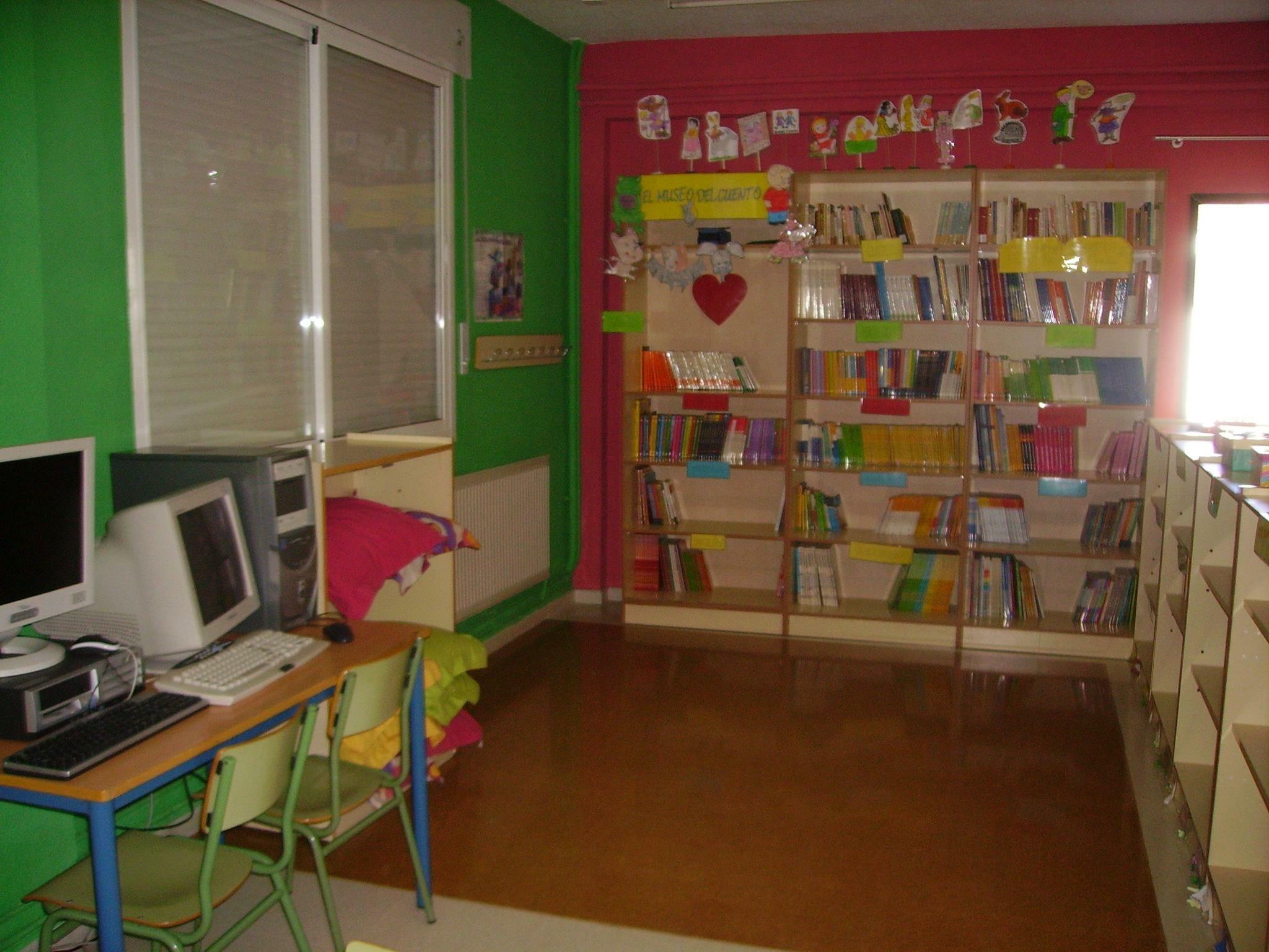 Biblioteca colegio