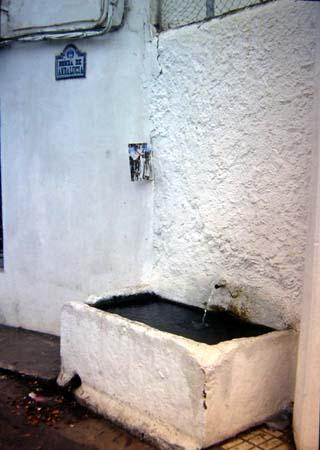 Fuente/Pilar del Puente 2