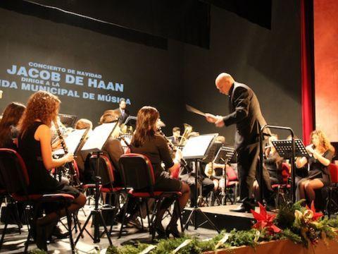 CONCIERTO JACOB DE HAAN Y BANDA DE MÚSICA 1