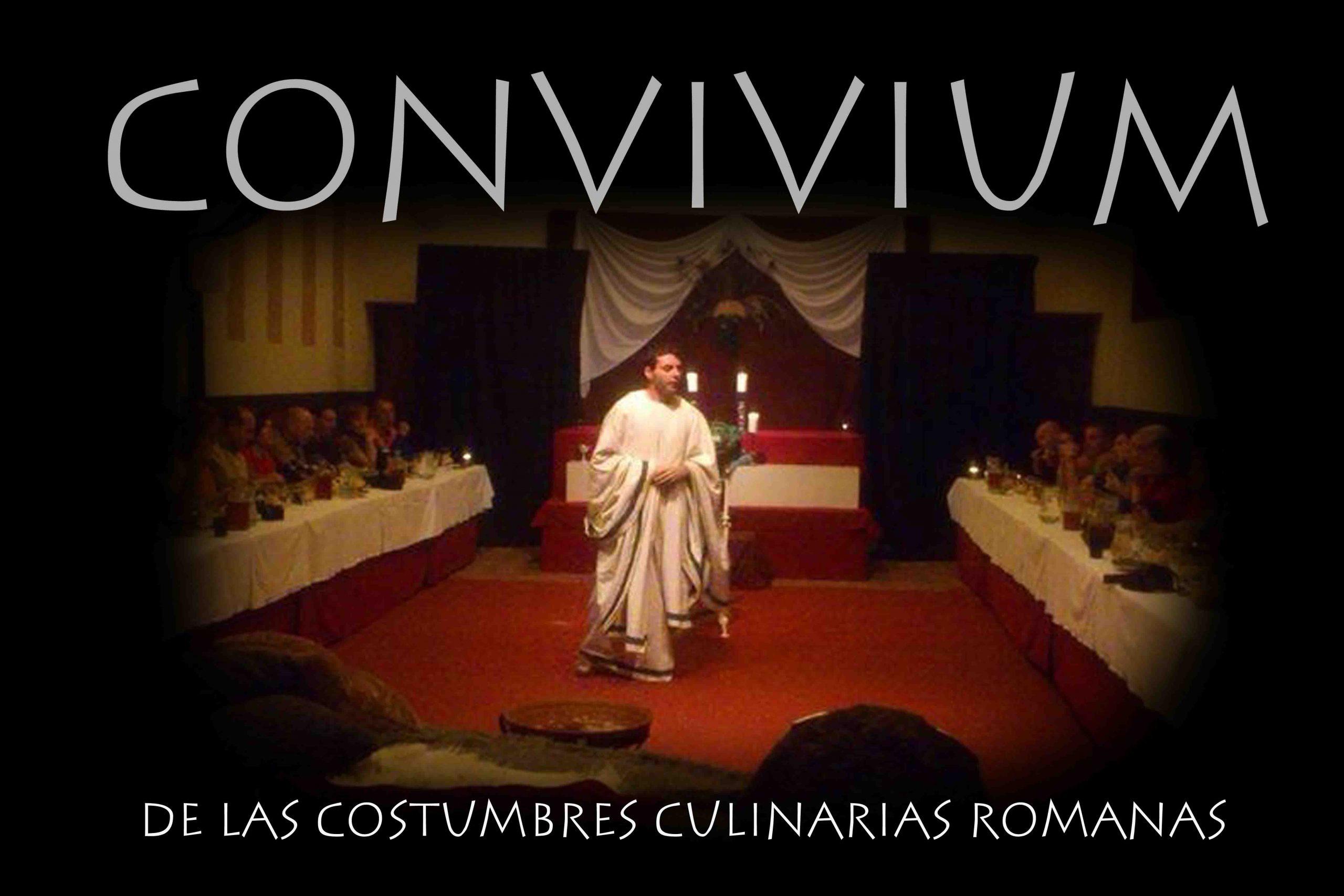 Convivium, de los placeres de la mesa romana en Almedinilla