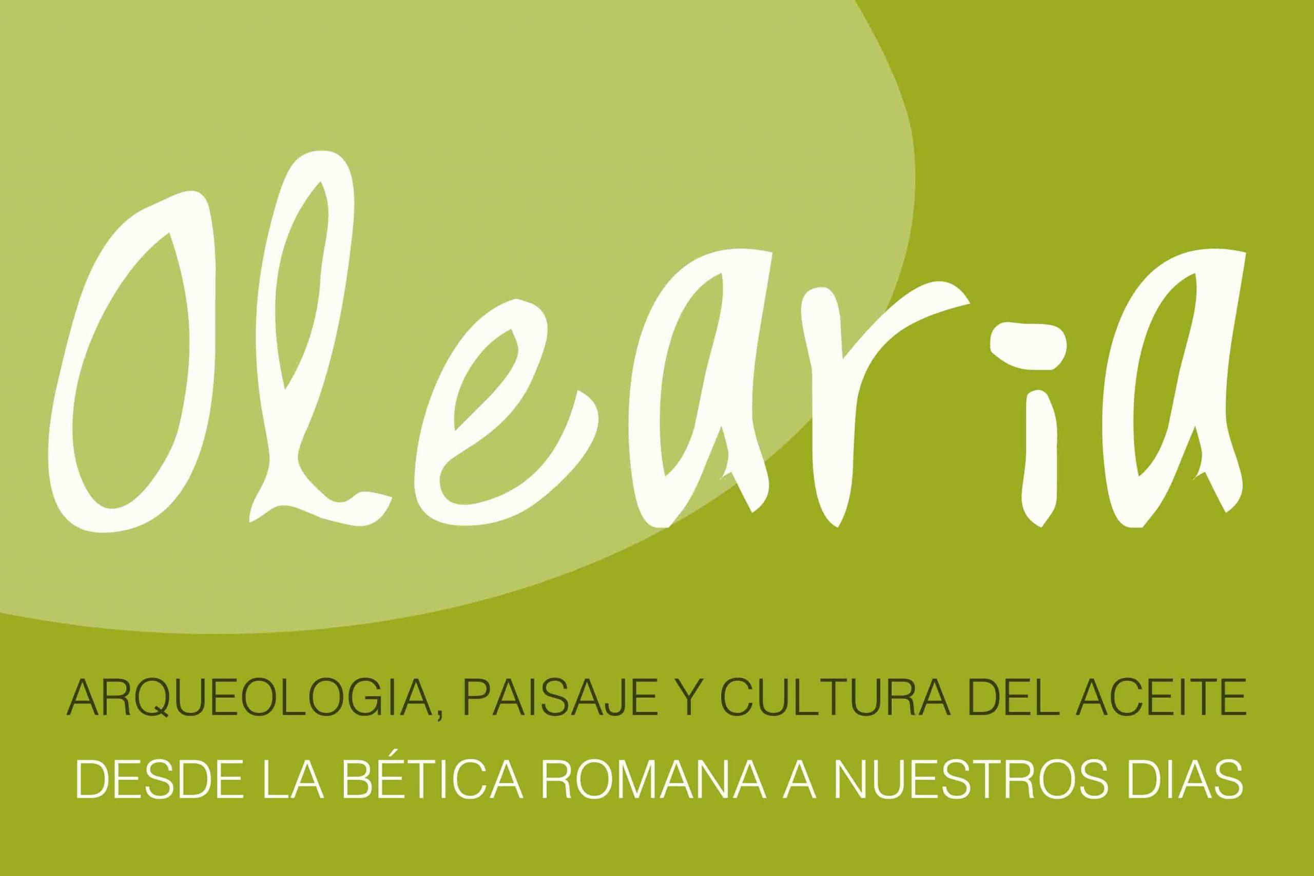 Arqueología, Paisaje y Cultura de aceite en Almedinilla