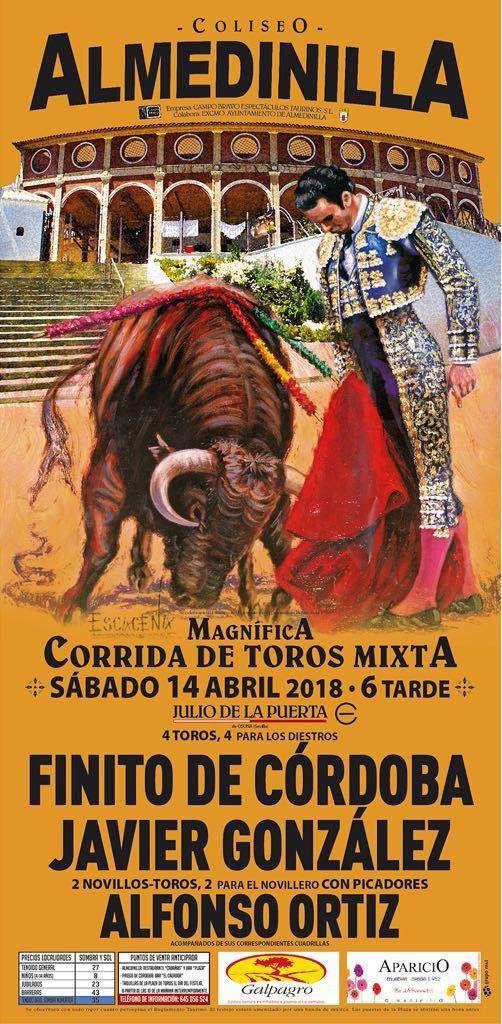 CORRIDA DE TOROS MIXTA 1