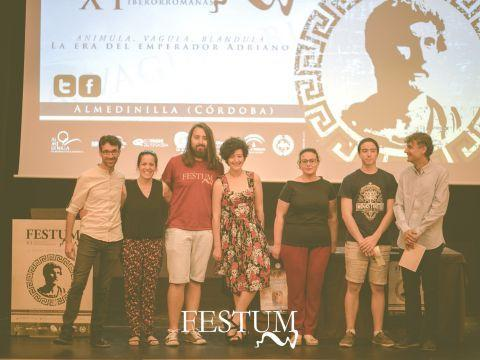 INAUGURACIÓN FESTUM2018 1