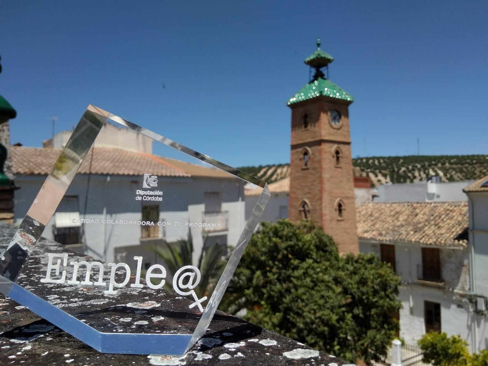 Almedinilla en el Emple@ de Diputación de Córdoba 1