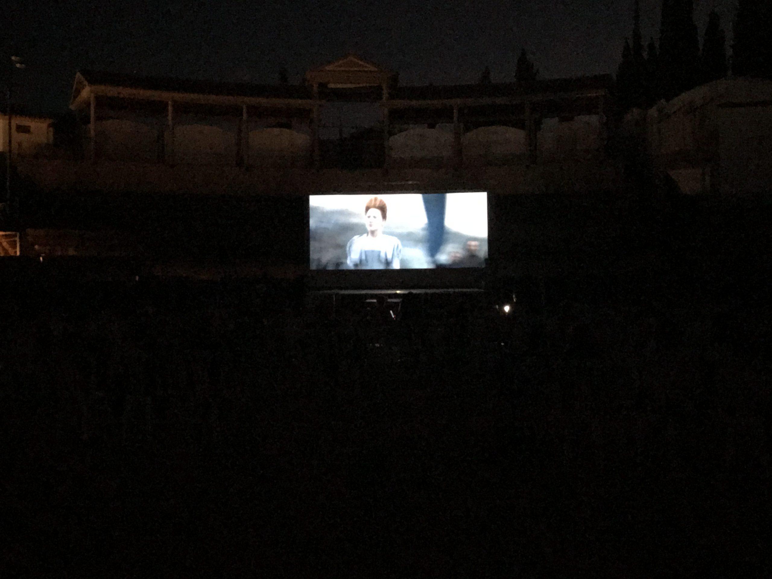 Cine de verano en el Coliseo 1