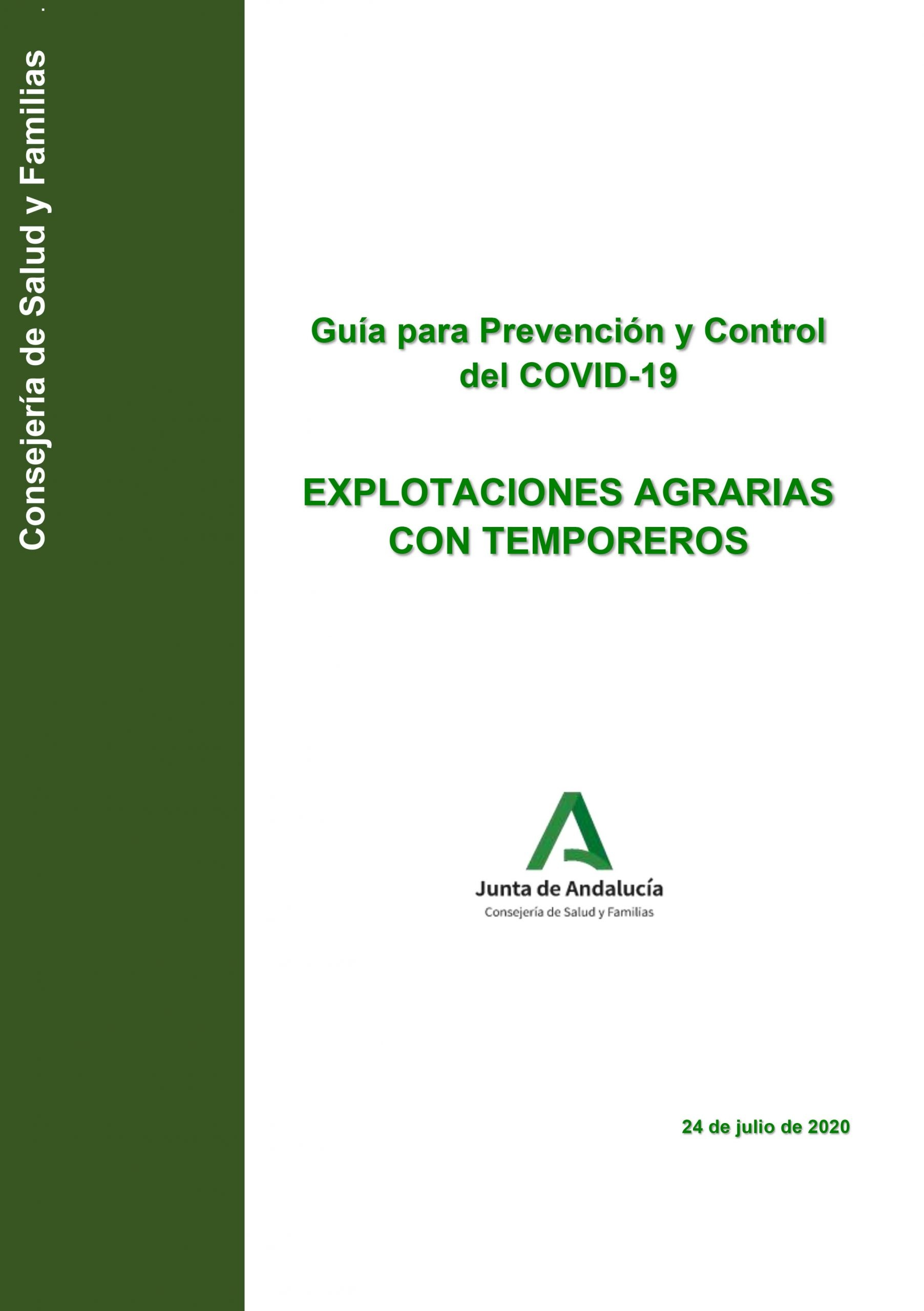 Guía explotaciones agrarias Covid19 1