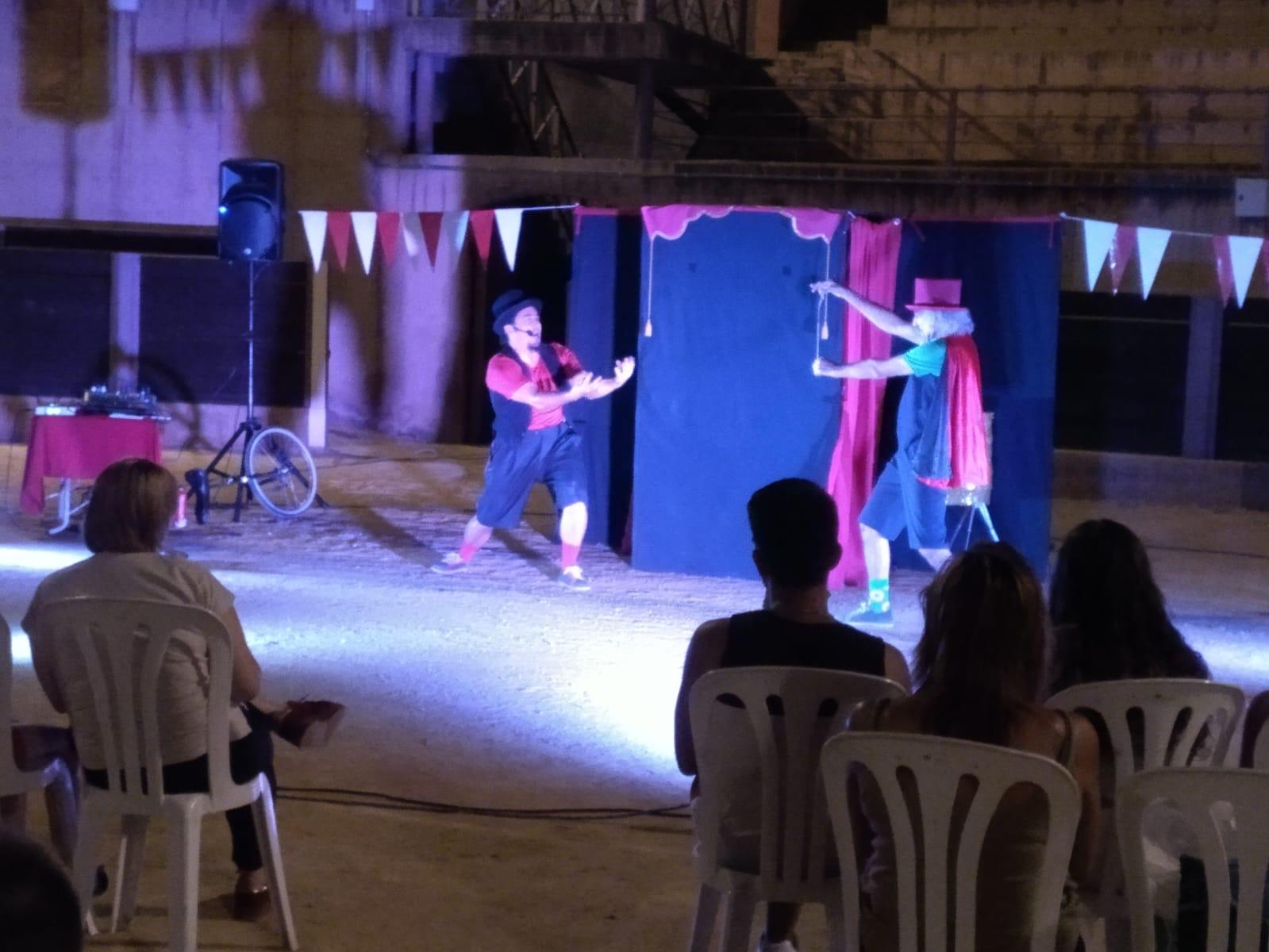 Noche de circo en el Coliseo 1