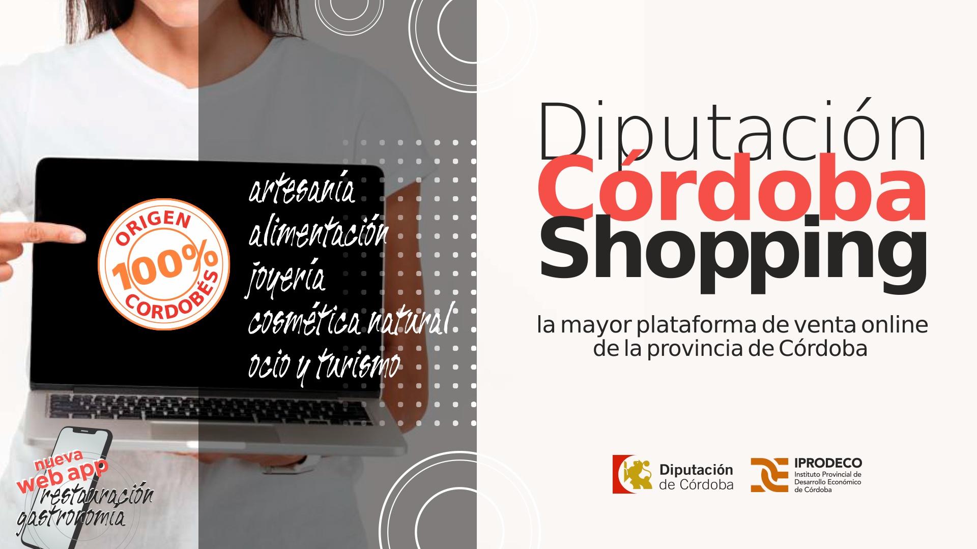 Únete a CórdobaShopping 1