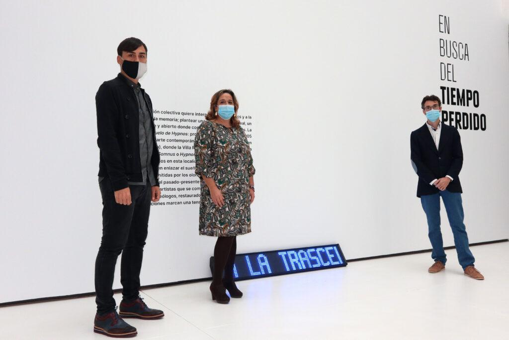"""""""El Vuelo de Hypnos"""" en la exposición """"En busca del tiempo perdido"""" 1"""