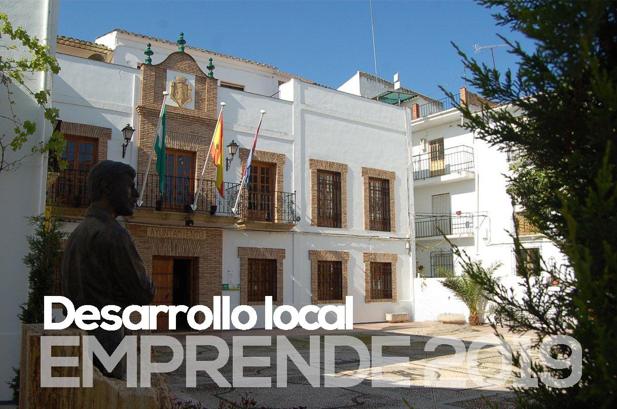"""Almedinilla pone en marcha el """"Emprende 2019"""" 1"""