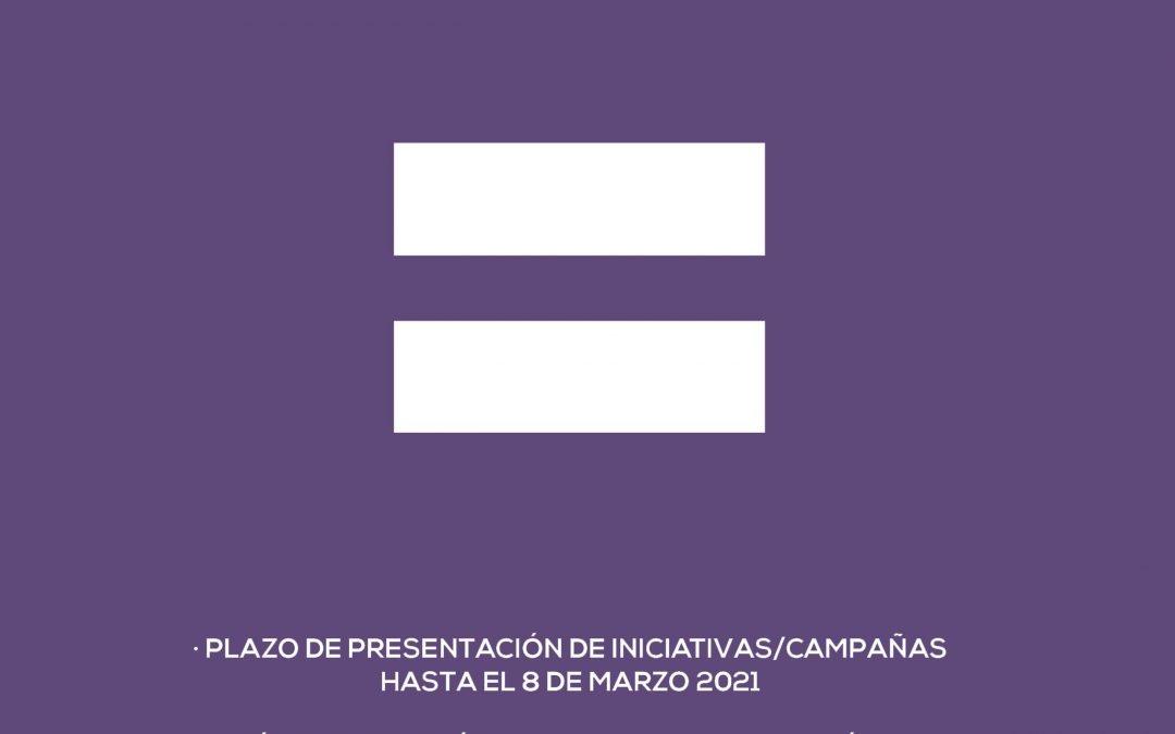 Convocatoria Iniciativas-Campañas por la Igualdad