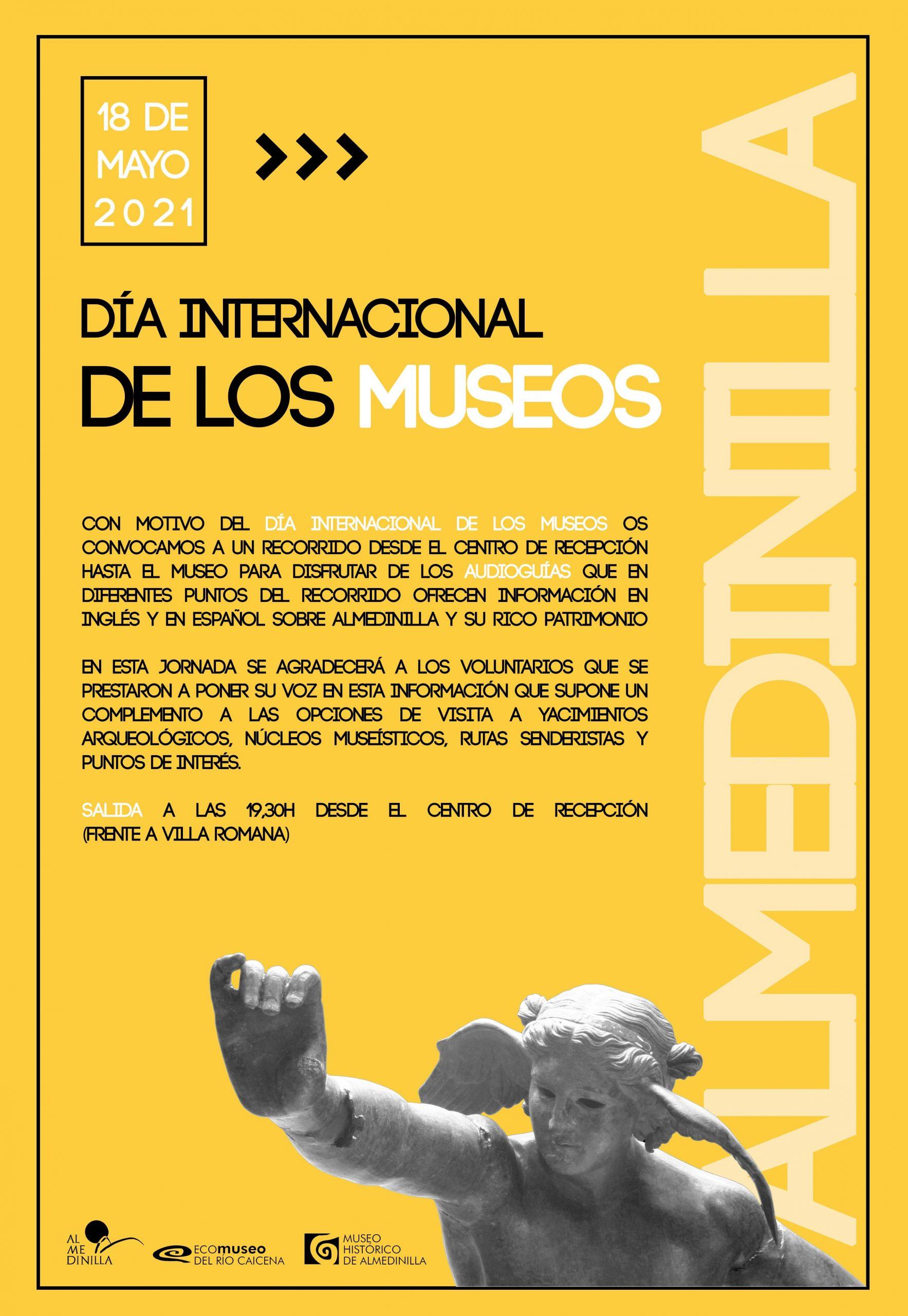 Día Internacional de los Museos_Almedinilla