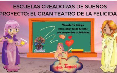 """Premio Azahar al """"Gran Teatro de la Felicidad"""" del Rodríguez Vega"""