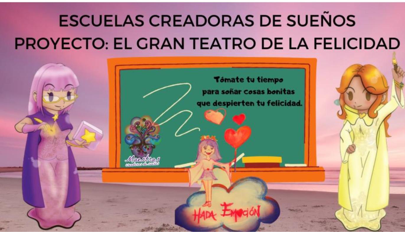 Premios Azahar El Gran teatro de la Felicidad