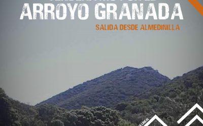 """Senderismo por el """"Arroyo Granada"""""""