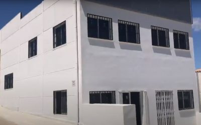 Pliego condiciones del Ágora, espacio empresarial de Almedinilla
