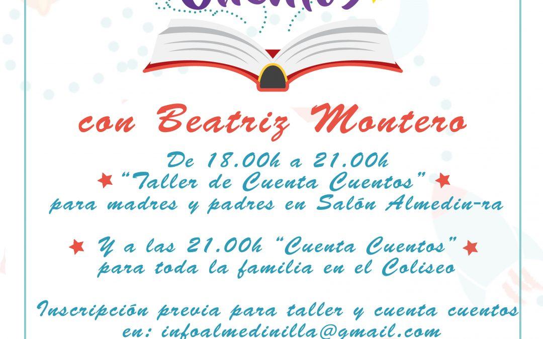 Cuentacuentos con Beatriz Montero