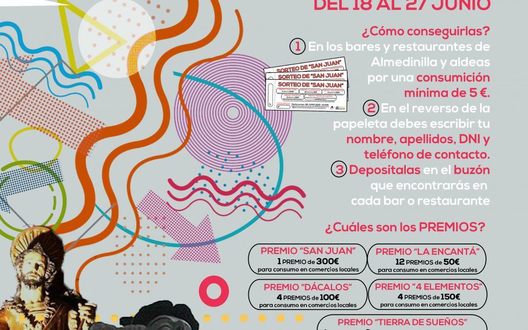 Sorteo de San Juan 2021