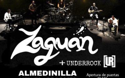 Concierto de Zaguán en Almedinilla