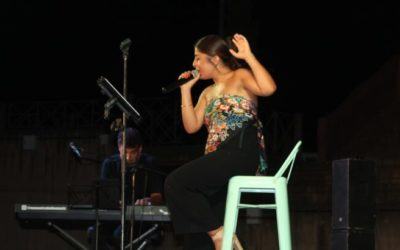 "Gran concierto de Ana Jiménez ""Al Fresco"""