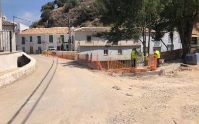 Comienzan las obras en El Puente