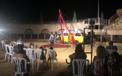 The Great Circus Show con el Gran Dimitri